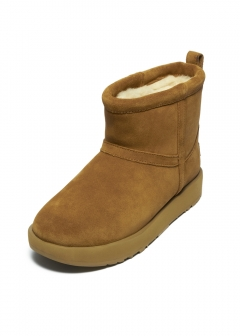 【最大32%OFF】CLASSIC MINI WATERPROOF|CHESTNUT|ブーツ|UGG