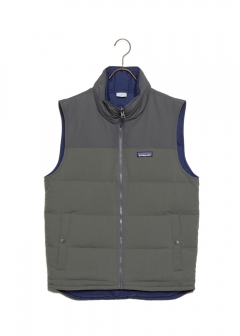 Patagonia - 【Mens】MS REVERSIBLE BIVY DOWN VEST