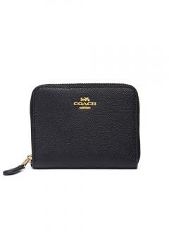 COACH - SMALL ZIP AROUND WALLET