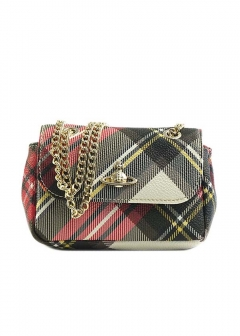 DERBY SMALL PURSE WITH CHAIN