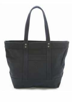 RALPH LAUREN - PP TOTE CANVAS