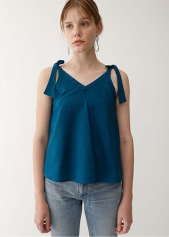SHOULDER RIBBON CAMI