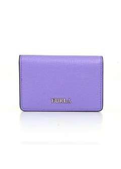 FURLA - wallet and more - 二つ折り名刺入れ