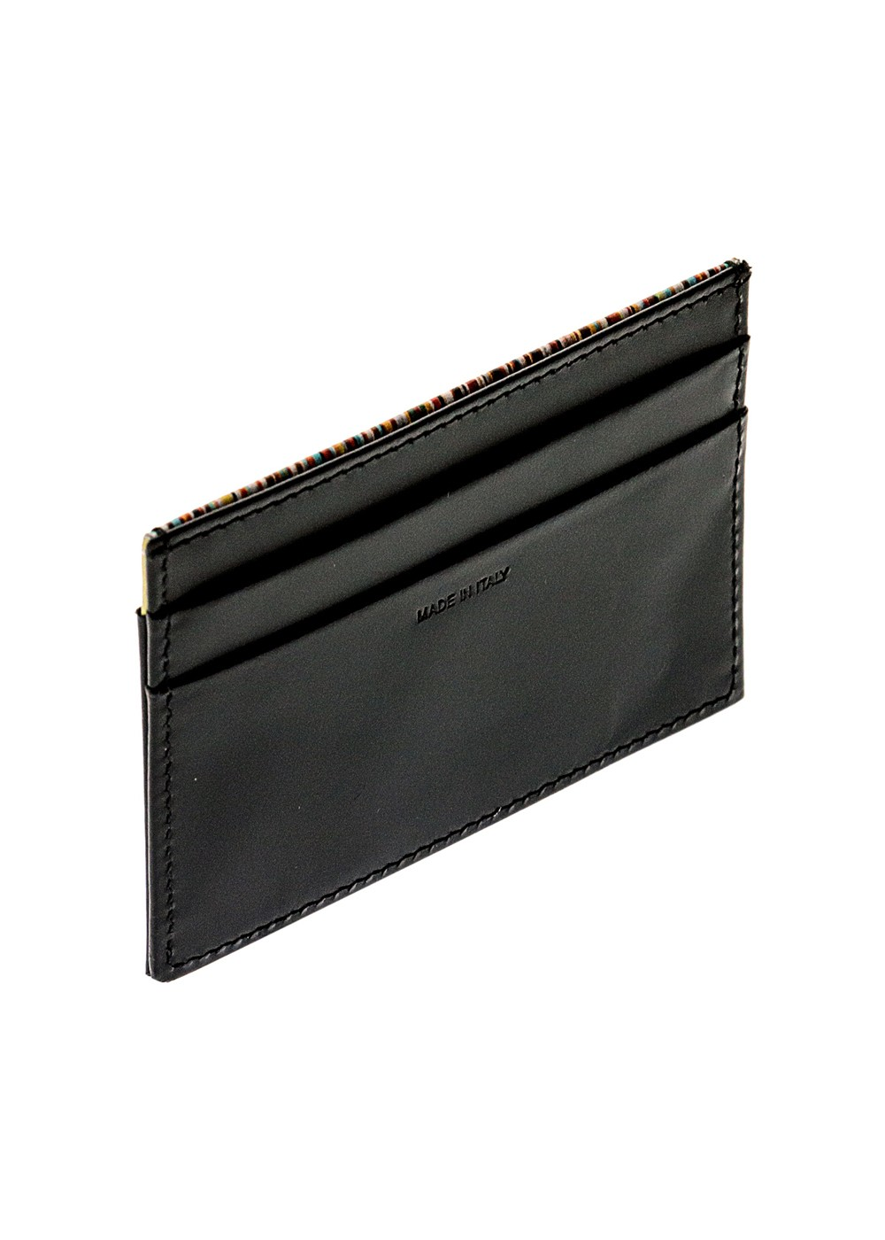 【最大50%OFF】【PAUL SMITH】カードケース|ブラック|カードケース|【週末限定】Special price ~ JIMMY CHOO / PAUL SMITH / EMPOLIO ARMANI ...etc~