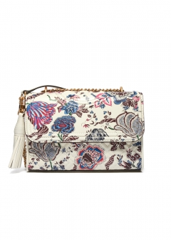 FLEMING PRINTED SM CONVERTIBLE SHOULDER BAG