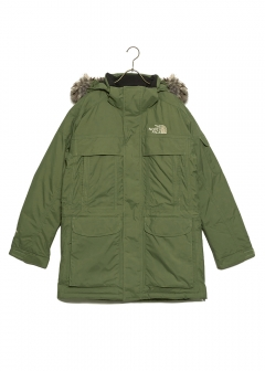 MENS MC MURDO PARKA