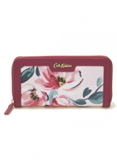 Cath Kidston - 長財布 / Aster Wallet