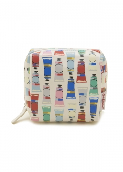 Cath Kidston - ポーチ / Square Make Up Bag