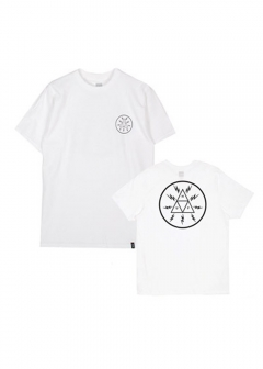 STREET STYLE - Import brand selection - - 【国内未発売】HUF Tシャツ 半袖T VOLTAGE TRIANGLE TEE【HUF】