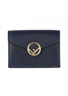 3つ折り財布 / F IS FENDI 【BLUEBERRY】
