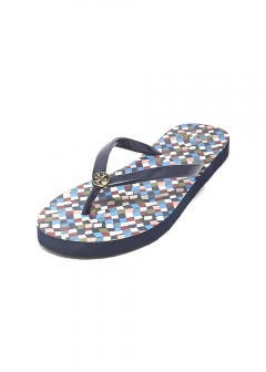 【Tory Burch】FLIP FLOPS / ビーチサンダル 【RED CANYON COLORSCAPE】