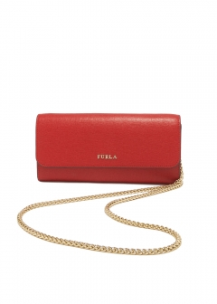 FURLA - wallet and more - BABYLON XL CHAIN WALLET