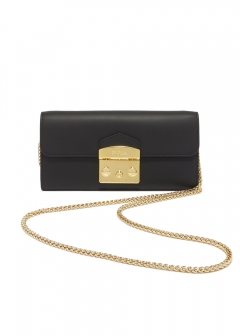 FURLA - wallet and more - METROPOLIS XL CHAIN WALLET