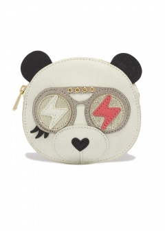 FURLA - wallet and more - ALLEGRA S COIN CASE PANDA