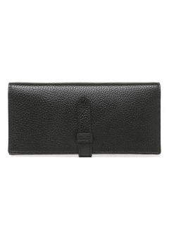 J&M DAVIDSON - ELONGATED TAB WALLET