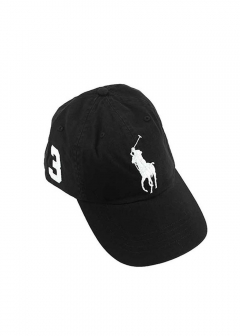 RALPH LAUREN - BIG PONY CHNO CAP