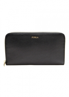 FURLA - wallet and more - FURLA 長財布 ラウンドファスナー SIMPLICITY XL ZIP AROUND 846036 アウトレット
