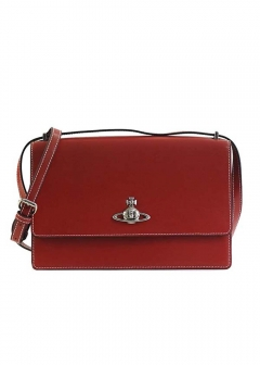 Vivienne Westwood - LARGE BAG WITH FLAP