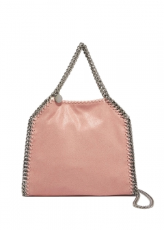 ファラベラ2wayハンドバッグ / MINI TOTE SHAGGY DEER FALABELLA 【BLUSH】