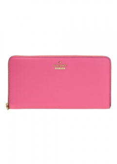 kate spade new york - wallet and more - 長財布 ラウンドファスナー pwru6411
