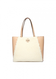 Tory Burch - MCGRAW SHEARLING CARRYALL