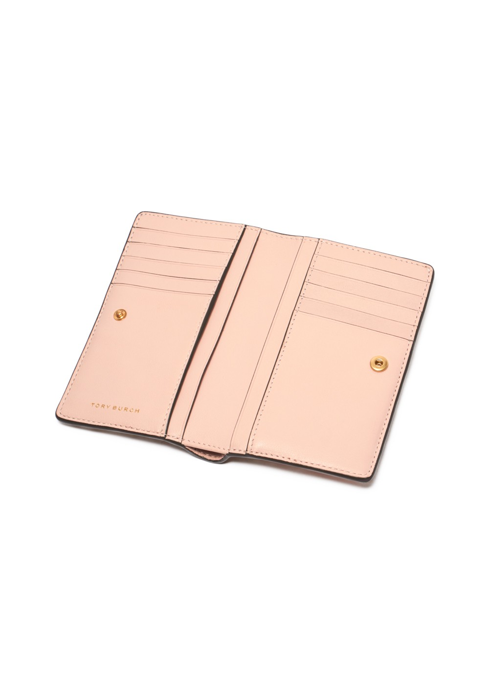 TORY BURCH|トリバーチ|GEORGIA|ジョージア|METALLIC MEDIUM WALLET