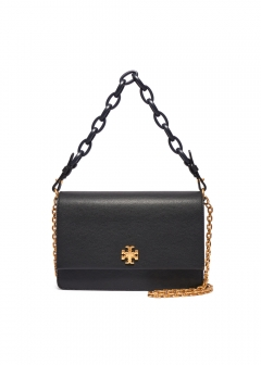 【最大48%OFF】KIRA SHOULDER BAG|BLACK/TORY NAVY|ショルダーバッグ|Tory Burch