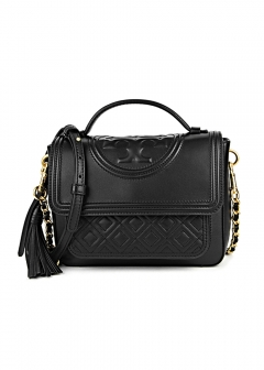 Tory Burch - FLEMING SATCHEL ショルダーバッグ