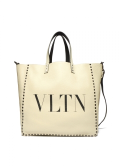 VALENTINO - 【MENS】DOUBLE TOTE