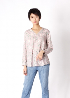 flower skipper shirt