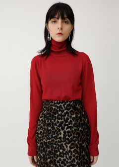 STANDARD ROLL NECK SWEATER