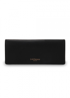 J&M DAVIDSON - PLAIN FLAP WALLET