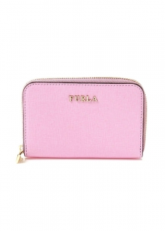 FURLA - wallet and more - 【11/24入荷】BABYLON KEYCASE ZIP AROUND コインケース
