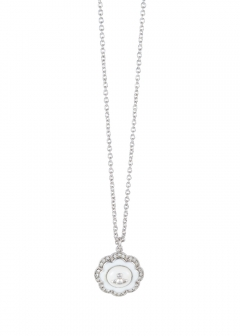 Vivienne Westwood Accessory - VW FIORELLA RHODIUM ネックレス