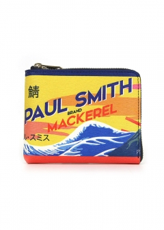 Paul Smith - men's collection - - 【11/27入荷】PAUL SMITH コインケース ポールスミス 小銭入れ MEN WALLET CRNZIP TUNAMACK マグロ