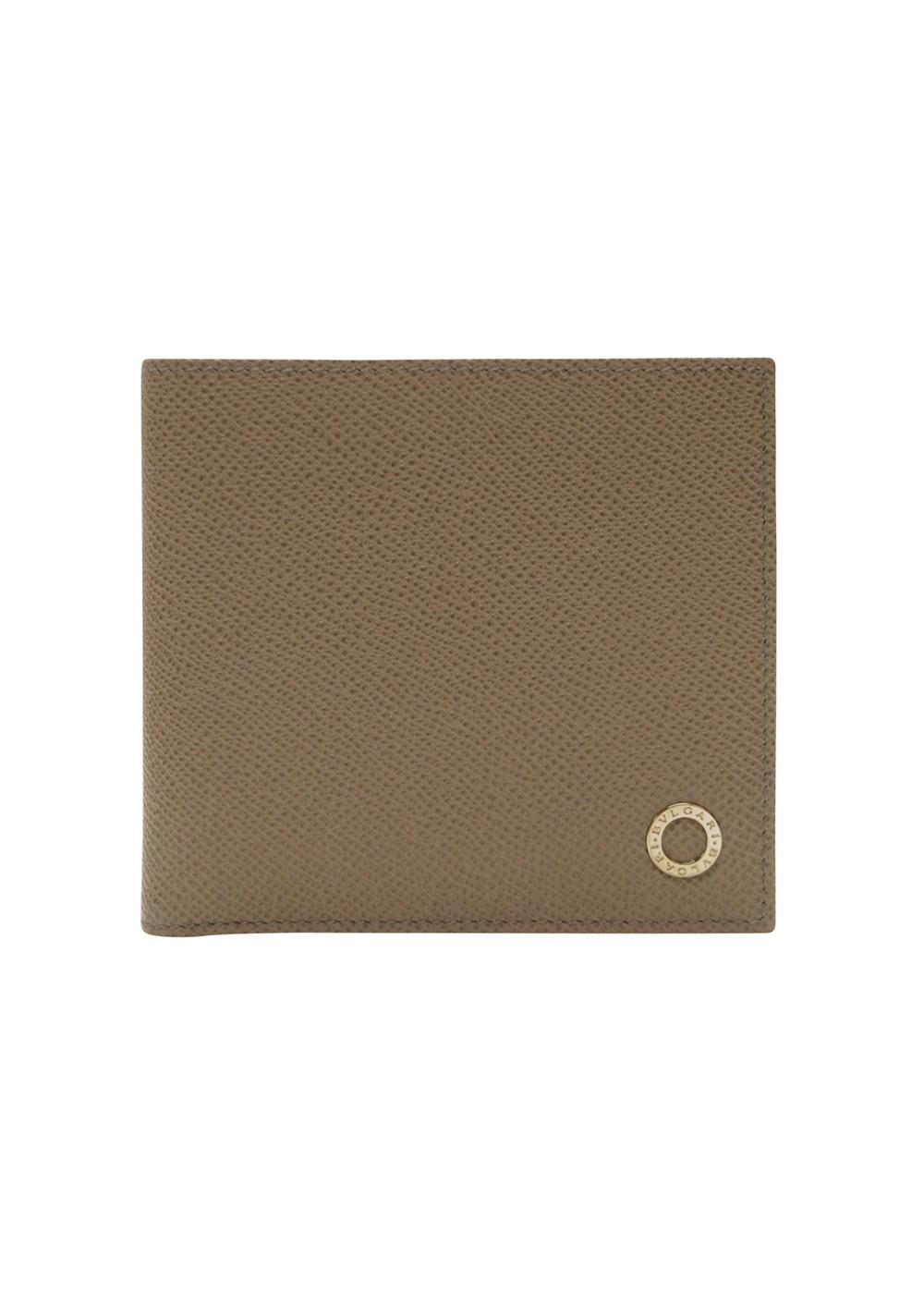 quality design a9554 4ff19 ブルガリ BVLGARI 財布 二つ折り メンズ ストーングレー レザー ...