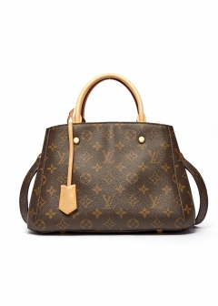 MONOGRAM series - Louis Vuitton M41055 モンテーニュBB