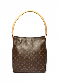 MONOGRAM series - Louis Vuitton M51145 ルーピングGM