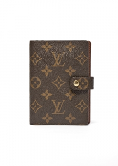 MONOGRAM series - Louis Vuitton R20005 アジェンダPM
