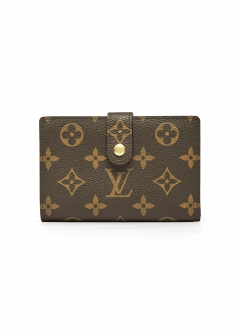 MONOGRAM series - Louis Vuitton M61663 ヴィエノワ がま口