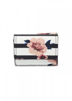 kate spade new york - wallet and more - HYDE LANE ROSE STRIPE KAY