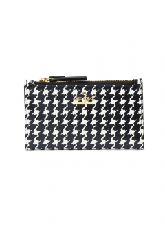 kate spade new york - wallet and more - 【'19春夏新作】CAMERON STREET HOUNDSTOOTH MIKEY