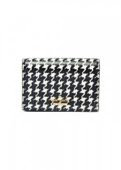 kate spade new york - wallet and more - 【'19春夏新作】CAMERON STREET HOUNDSTOOTH GABE