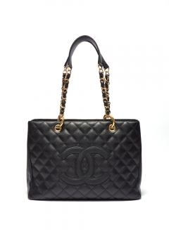 VINTAGE - Bags & Wallets - - CHANEL GSTトートバッグ キャビア