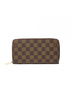Damier series - Louis Vuitton N60015 ジッピーウォレット ダミエ