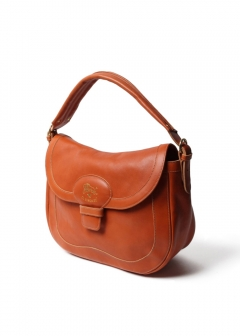 IL BISONTE - ショルダーバッグ SHOULDER BAG OPERA 153/NERO