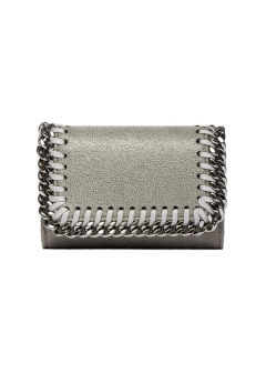 キーホルダー / KEY HOLDER FALABELLA 【LIGHT GREY】