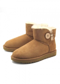 UGG - UGG アグ BAILEY BUTTON ベイリーボタン ムートンブーツ