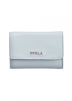 FURLA - wallet and more - 三つ折り財布 / BABYLON 【COLOR CRISTALLO】