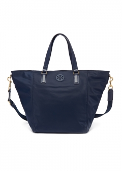 Tory Burch - トートバッグ / TILDA SMALL 【TORY NAVY】